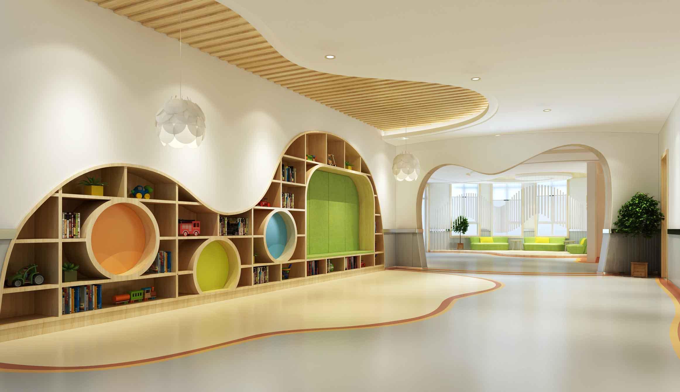 幼儿园经营从设计开始